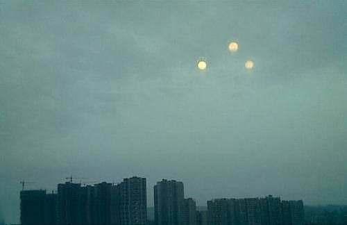 1 Три солнца в небе над Китаем