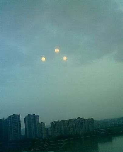2 Три солнца в небе над Китаем