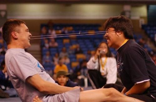 2 18 Самых необычных соревнований в мире