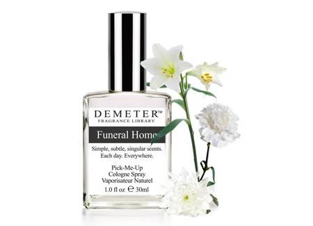 Funeral Home Топ 10. Необычный парфюм