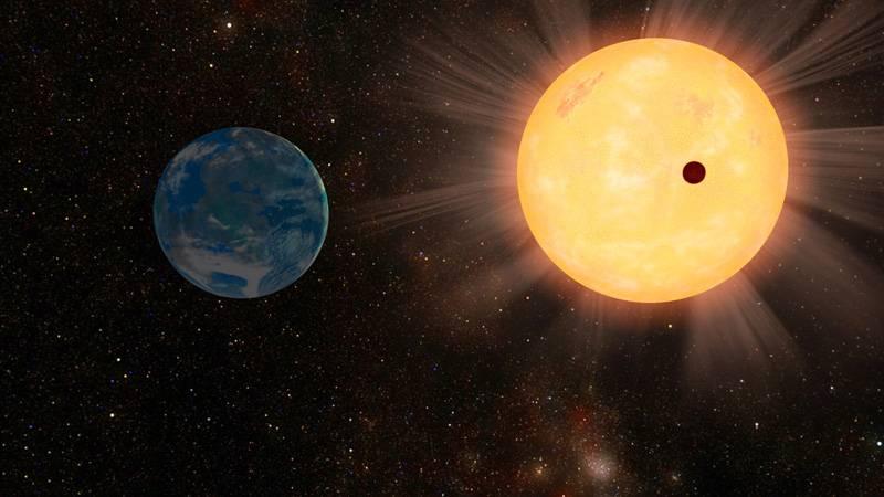 Gliese581c 01 Обнаружен двойник Земли, с которого кто то (или что то) передает странные сигналы