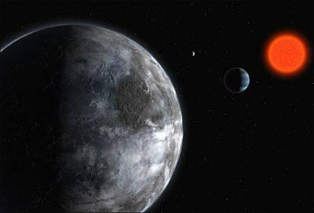 gliese581c1 Обнаружен двойник Земли, с которого кто то (или что то) передает странные сигналы