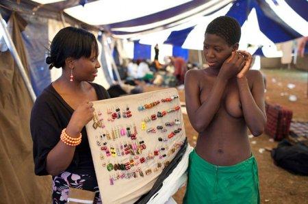 Mswati 9 Как выбрать себе жену или 70 000 голых девственниц