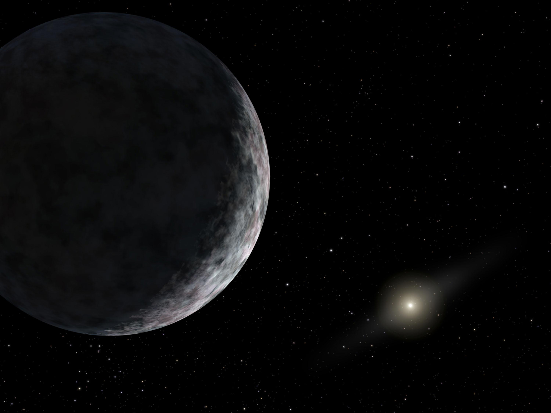 Nemesis Астрономы обнаружили гигантскую планету на самом краю Солнечной системы