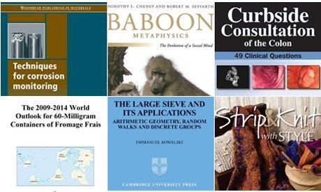 Philip Parker Как написать 85 000 книг?