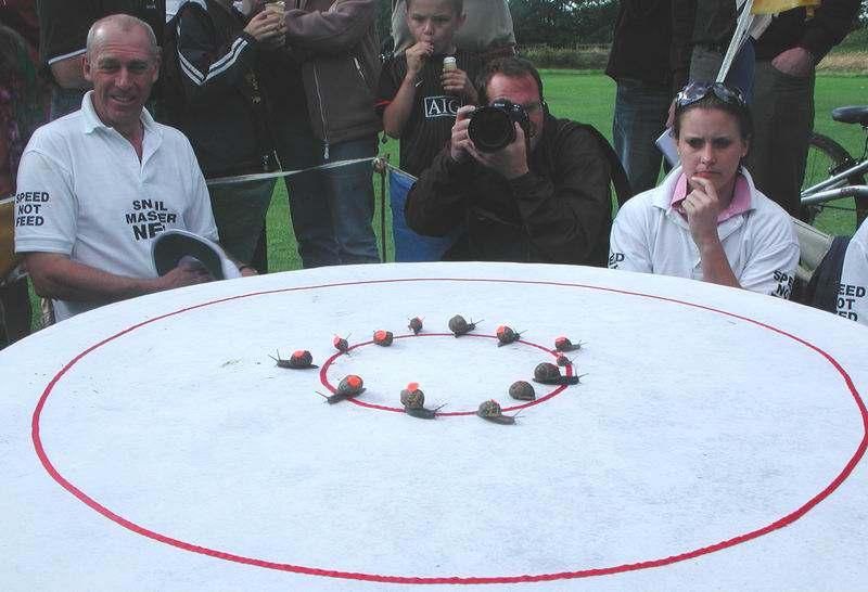 final 18 Самых необычных соревнований в мире