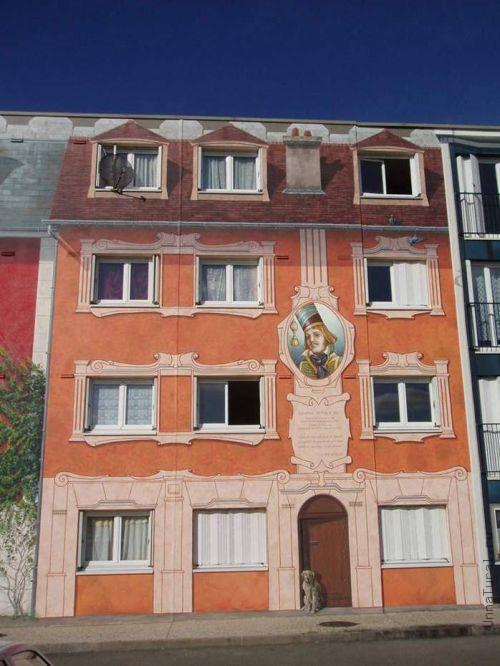apartmentblockspaintingz Живые картины на улицах города