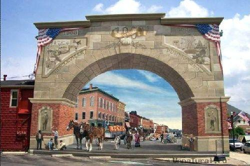 trompeloeilwallpictures Живые картины на улицах города