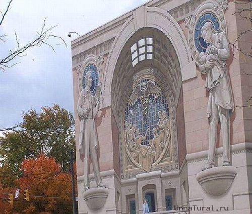 trompeloeilwallpicturesp Живые картины на улицах города