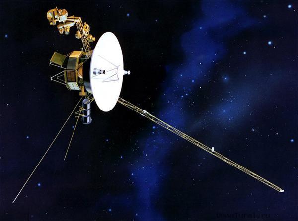voyager2 Инопланетный сигнал с Вояджер 2