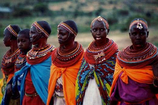 Сексуальные обычаи и обряды африки