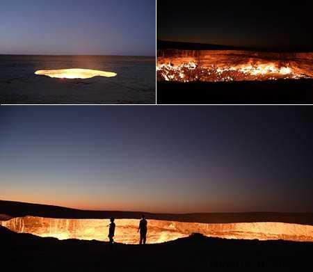 1 Самые необычные места планеты Земля