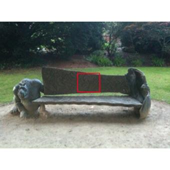 Необычная скамейка постойте а что