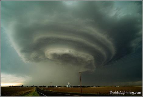 Supercell Thunderstorm 23 самых необычных природных явления