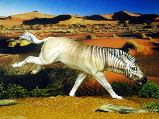 Quagga 1 Топ 5. Самые удивительные вымершие животные