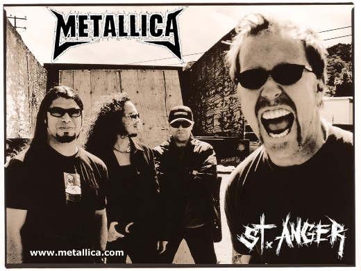 Metallica 45 Сделка с дьяволом