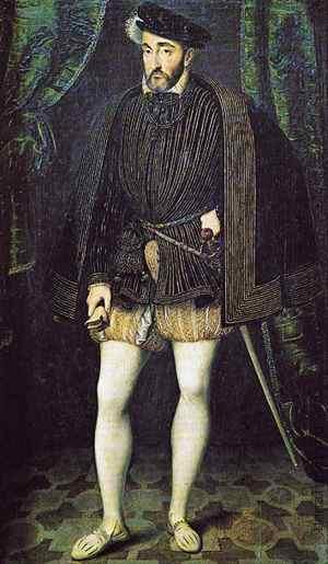 Henri 7 Смерть им к лицу...