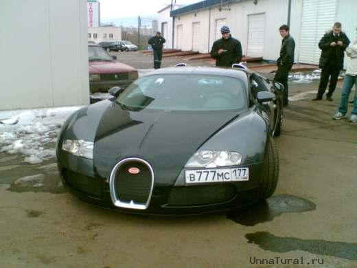 1 Автомобили российской элиты