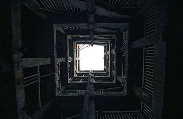 hashima10 Мертвый город на острове Хашима