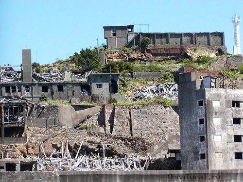hashima16 Мертвый город на острове Хашима