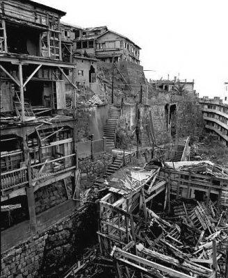 hashima19 Мертвый город на острове Хашима