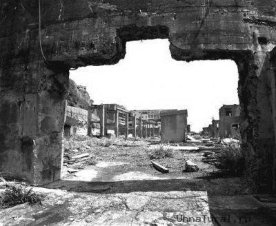 hashima20 Мертвый город на острове Хашима