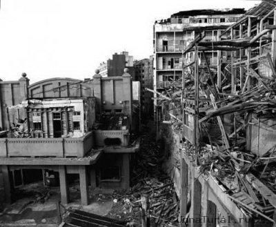 hashima21 Мертвый город на острове Хашима