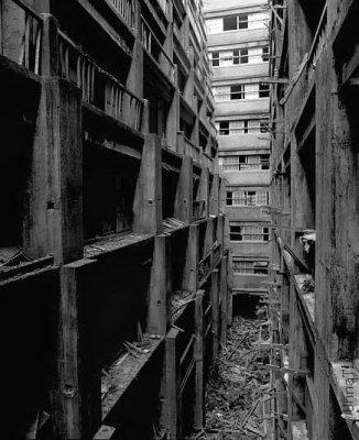 hashima24 Мертвый город на острове Хашима