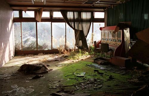 hashima5 Мертвый город на острове Хашима