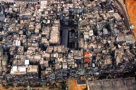hashima9 Мертвый город на острове Хашима