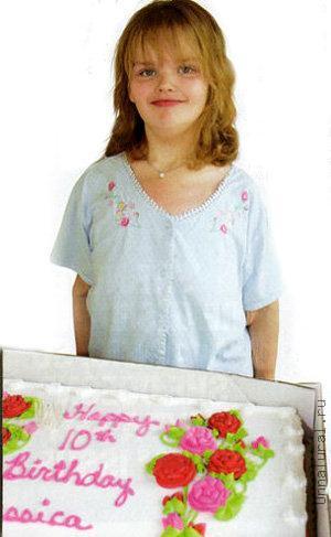 jessica leonard7 Самый толстый ребенок в мире похудел на 140кг