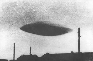 ufo cloud Лентикулярные облака