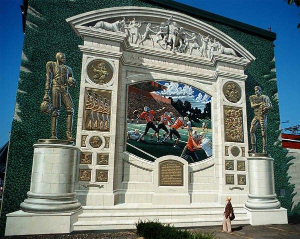 1161610065 nastenah 06 Живые картины на улицах города