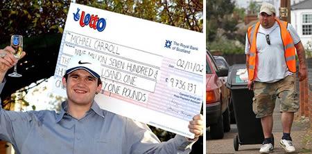 9 10 людей, которые пожалели, что выиграли в лотерею и стали миллионерами