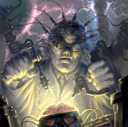 mad scientist Топ 10. Самые ужасные эксперименты над человеческой психикой