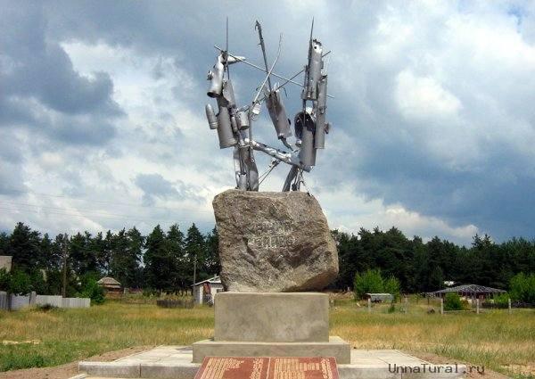 58 Самые необычные памятники