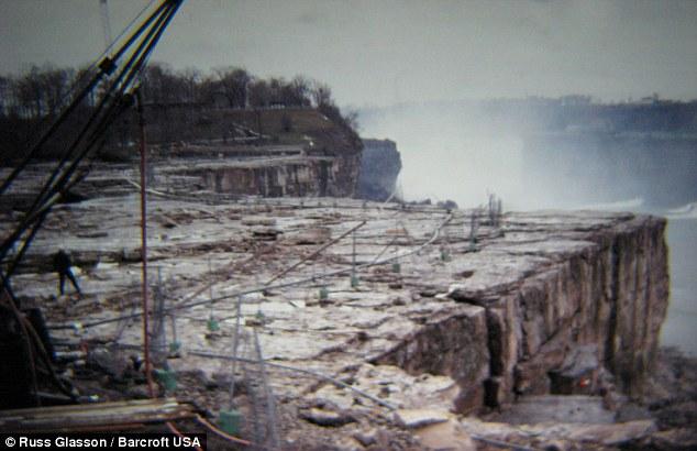 niagara falls 1 День, когда Ниагарский водопад остановился