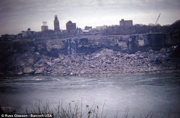 Когда ниагарский водопад остановился