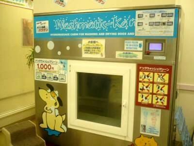 pet washing machine 1 Автомат для стирки домашних животных