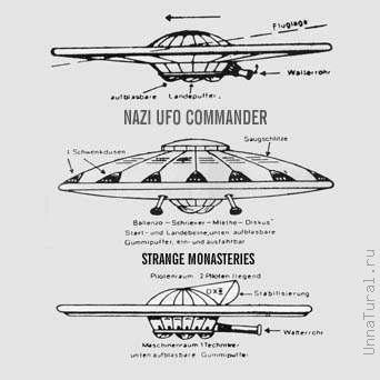 11 Летающие тарелки Третьего рейха