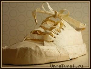 Туфли Из Бумаги