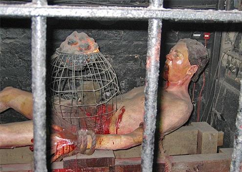 6 Самые необычные и ужасные пытки в истории человечества
