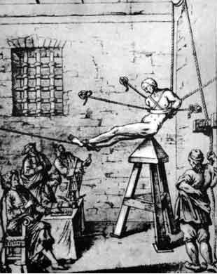 7 Самые необычные и ужасные пытки в истории человечества