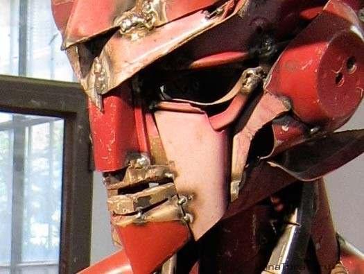 Transformer 02 Что можно сделать из старенькой девятки или Лада трансформер
