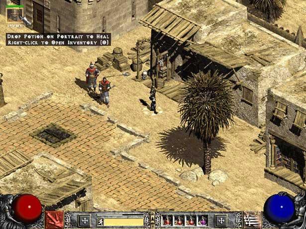 Diablo 2 одним файлом