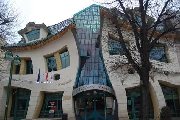 1 Самые необычные дома на планете