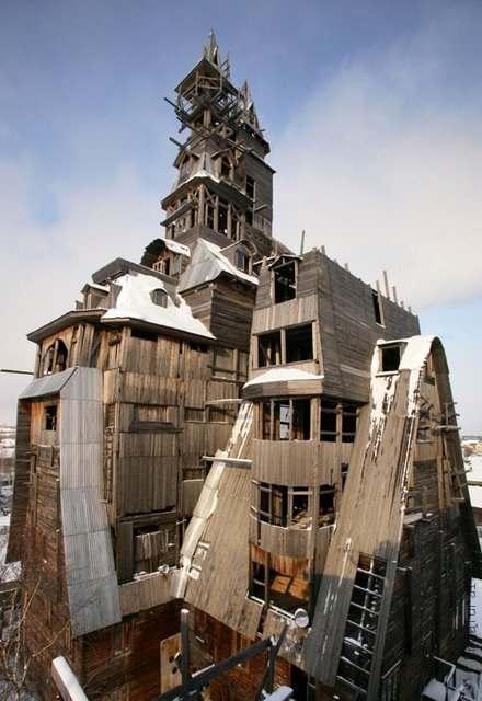 31 Самые необычные дома на планете