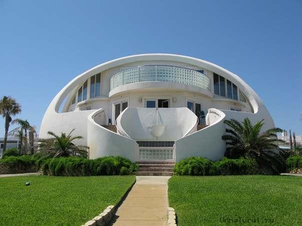 34 Самые необычные дома на планете