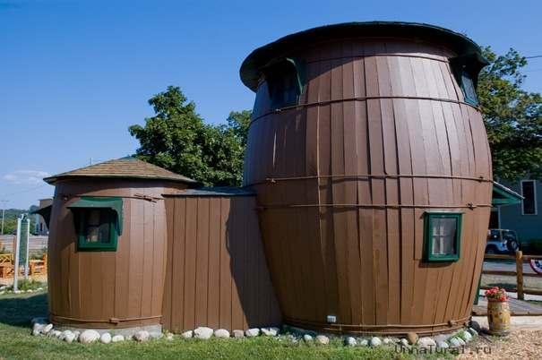 41 Самые необычные дома на планете