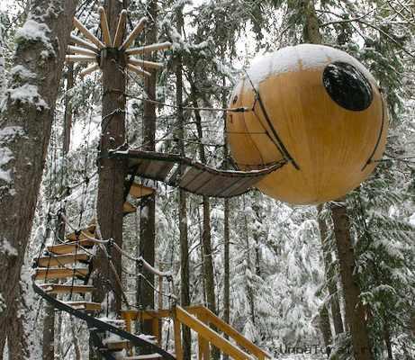 53 Самые необычные дома на планете